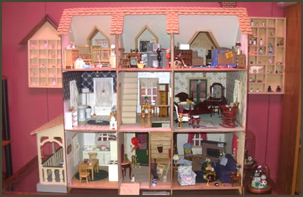If You Wish To Furnish An Entire Doll House Or Simply Add A New Piece Of  Furniture To Your Dollhouse, Itty Bitty Treasures U0026 More Will Have What You  Are ...